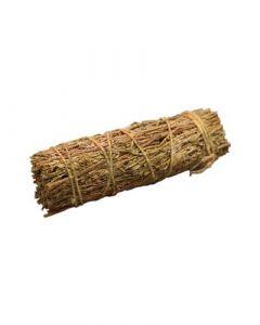 Sandalwood Scented Smudge Stick 10cm