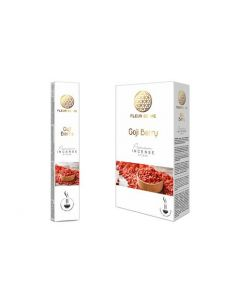 Fleur De Vie Goji Berry Premium Wierookstokjes 16 gr.
