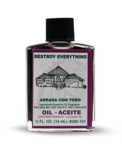 Indio Destroy Everything oil