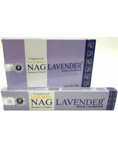Golden Nag Lavender Incense 15 grams
