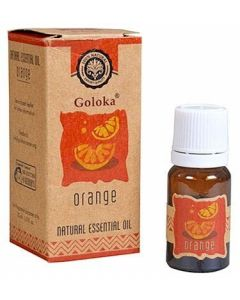 Goloka Orange Essential Oil 10 ml