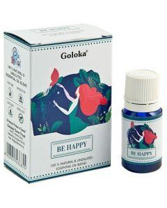 Goloka Be Happy Essential Oil 10ml