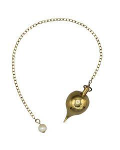 Brass Luzi Pendulum