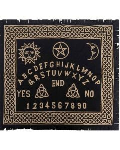 "Cotton Altar cloth 24""x24""  Ouija Board Altar Cloth"