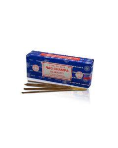 Satya Nag Champa Garden Sticks 6 pakjes x 50g