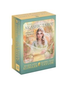 The Akashic Tarotkaarten (62 kaarten)
