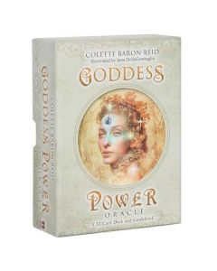Goddess Power Orakelkaarten (52 kaarten)