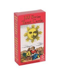 IJJ Swiss Tarotkaarten (78 kaarten)