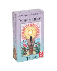Vision Quest Tarotkaarten - The Native American Wisdom (78 kaarten)