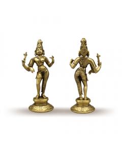 Ardh Narishwar Statue
